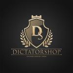 Dictatorshop Logo 1024px - April 2018